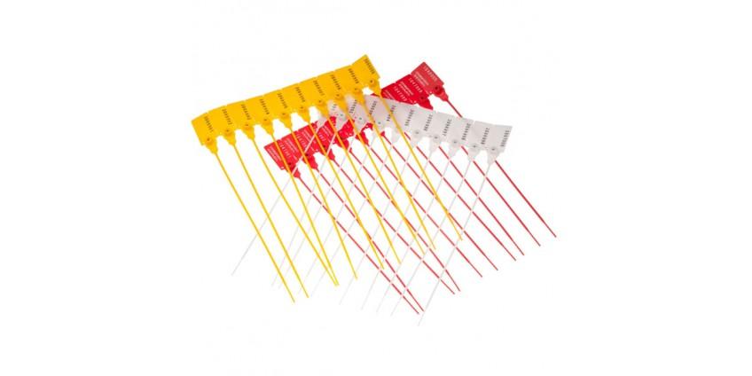 Для чего нужны номерные пластиковые пломбы? Основные сферы использования